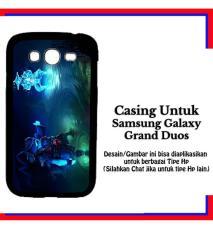 Casing Samsung Galaxy Grand Duos dota 2 storm spirit art Custom Hardcase Cover