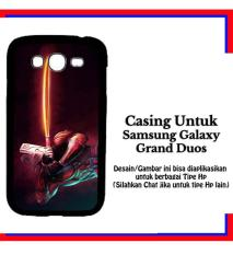 Casing Samsung Galaxy Grand Duos Juggernaut Dota 2 Custom Hardcase Cover