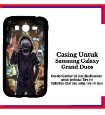 Casing Samsung Galaxy Grand Duos kaneki 2 Custom Hardcase Cover