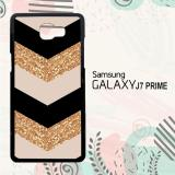 Casing Samsung Galaxy J7 Prime Custom Hardcase Hp Gold And Black Chevron L0023 Promo Beli 1 Gratis 1