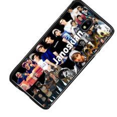 Casing Samsung Galaxy J7 Pro 2017 Motif Prankster Crew Janoskains Funny Hot Boys Youtube Stars A1492