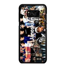 Casing Samsung Galaxy S8 Plus Motif Prankster Crew Janoskains Funny Hot Boys Youtube Stars A1492