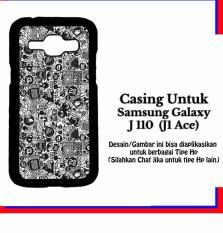 Casing SAMSUNG J1 ACE art pop art concept Custom Hard Case Cover