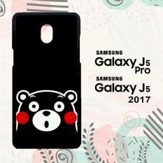 Casing Samsung J5 Pro   J5 2017 Custom Hardcase HP Kumamon Wallpaper L0390