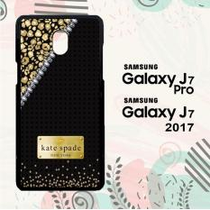 Casing Samsung J7 Pro | J7 2017 Custom Hardcase HP Kate Spade Bag G0014