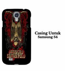 Casing SAMSUNG S4 Avenged Sevenfold A7X Hardcase Custom Cover
