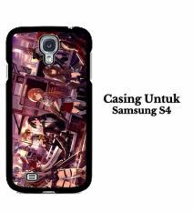 Casing SAMSUNG S4 Sword Art Online Hardcase Custom Cover