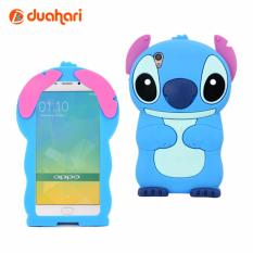 Casing Stitchs untuk OPPO F1 PLUS Case 3D Softcase OPPO F1 PLUS