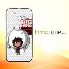 Casing Untuk HTC M10 big hero 6 baymax cute L1033
