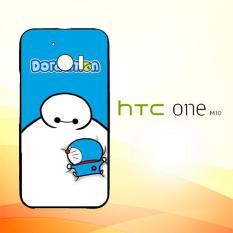 Casing Untuk HTC M10 Big Hero 6 Baymax Doraemon W4462