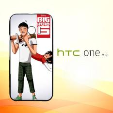 Casing Untuk HTC M10 big hero 6 tadashi Z0683