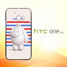 Casing Untuk HTC M10 big hero six baymax wallpaper Y1207