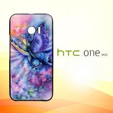 Casing Untuk HTC M10 butterfly ART Y1410