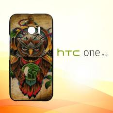 Casing Untuk HTC M10 commission owl tattoo A0348