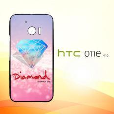 Casing Untuk HTC M10 Diamond Galaxy X2148