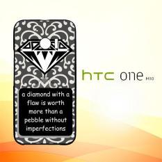 Casing Untuk HTC M10 diamond Y2721