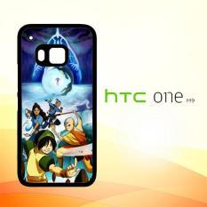 Casing Untuk HTC M9 avatar the legend of aang team L0984