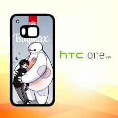 Casing Untuk HTC M9 baymax big hero 6 care L1029