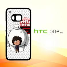 Casing Untuk HTC M9 big hero 6 baymax cute L1033
