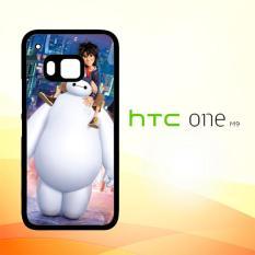 Casing Untuk HTC M9 Big Hero 6 Hiro Baymax X0972
