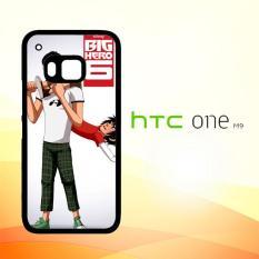 Casing Untuk HTC M9 big hero 6 tadashi Z0683