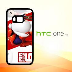 Casing Untuk HTC M9 big hero 6 wallpaper Y0331