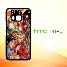 Casing Untuk HTC M9 Big Hero 6 X0718