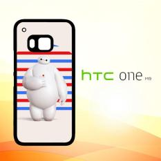 Casing Untuk HTC M9 big hero six baymax wallpaper Y1207
