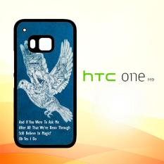 Casing Untuk HTC M9 coldplay magic wallpaper X3000