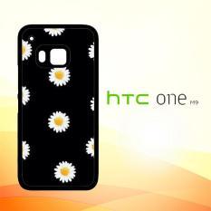 Casing Untuk HTC M9 Daisy Flower Pattern W4273