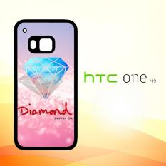 Casing Untuk HTC M9 Diamond Galaxy X2148