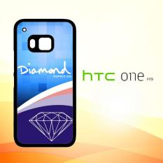 Casing Untuk HTC M9 Diamond wallpapers X2378