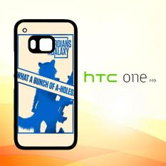 Casing Untuk HTC M9 Guardians Of The Galaxy Hero Movies E1189