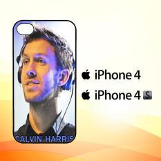 Casing Untuk iPhone 4 4s Calvin Harris X0500