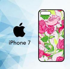 Casing Untuk iPhone 7 Delta Zeta Lilly Pulitzer L2280