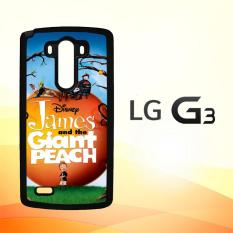 Casing Untuk LG G3 Anime Cartoon James and the Giant Peach Z4117