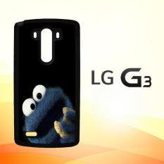 Casing Untuk LG G3 COOKIE MONSTER V0839