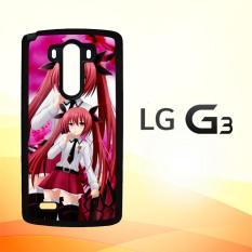 Casing Untuk LG G3 Date A Live Yatogami Tohka Fan Made D0214