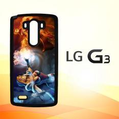 Casing Untuk LG G3 dot arena  character Z0824