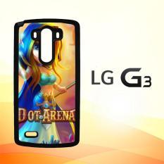 Casing Untuk LG G3 dot arena  Z0745
