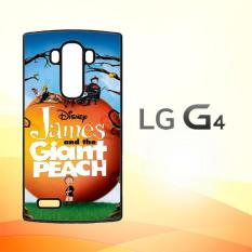 Casing Untuk LG G4 Anime Cartoon James and the Giant Peach Z4117