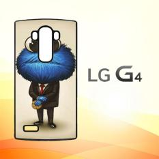 Casing Untuk LG G4 cookie monster art Y1311