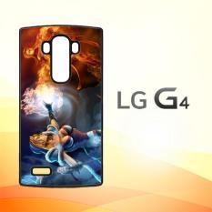 Casing Untuk LG G4 dot arena  character Z0824