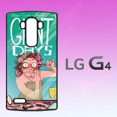 Casing Untuk LG G4 GIANT DAYS W4398