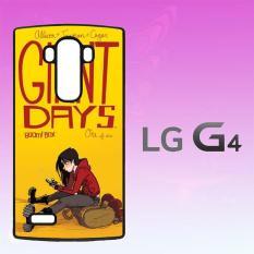 Casing Untuk LG G4 GIANT DAYS W4399