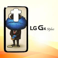 Casing Untuk LG G4 Stylus cookie monster art Y1311