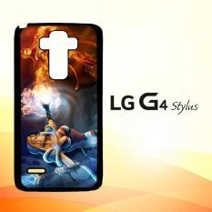 Casing Untuk LG G4 Stylus dot arena  character Z0824