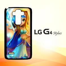 Casing Untuk LG G4 Stylus dot arena X0814