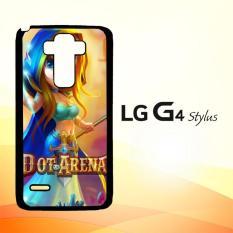 Casing Untuk LG G4 Stylus dot arena  Z0745