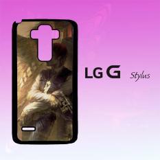 Casing Untuk LG G4 STYLUS Star Wars Han Solo Illustration L1676